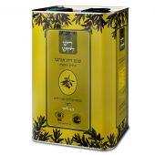 שמן זית אורגני-בלנד עדין 3.5 ליטר