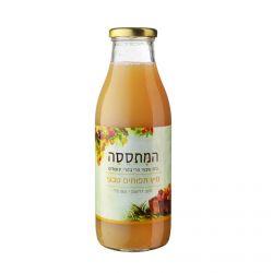 מיץ תפוחים (דלישס מתקתקים) קטן- טבעי