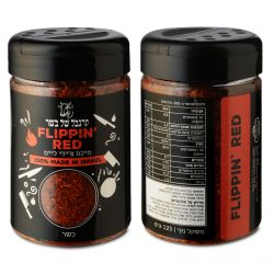 flippin` red - מיקס צ'ילי ליים