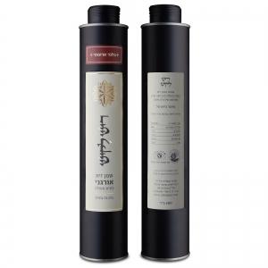 שמן זית אורגני-בלנד ארומטי 0.5 ליטר