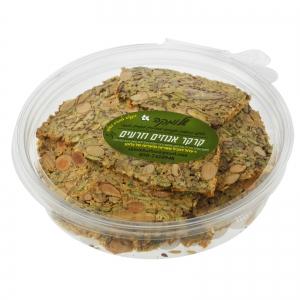 שלומקה - קרקר אגוזים וזרעים